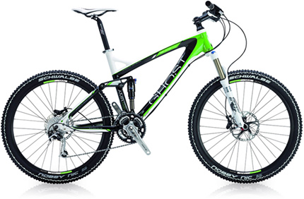 Ghost AMR Lector 7700 green