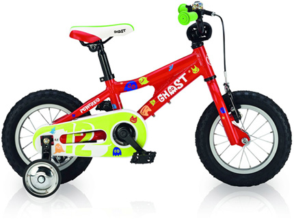 Ghost Powerkid 12 red