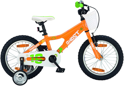 Ghost Powerkid 16 Girl orange