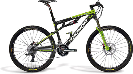 Merida Ninety-Six Carbon Team-D