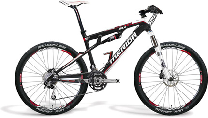 Merida Ninety-Six Carbon 3000-D