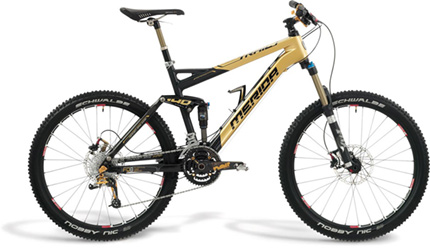 Merida Trans-Mission Carbon 4000-D