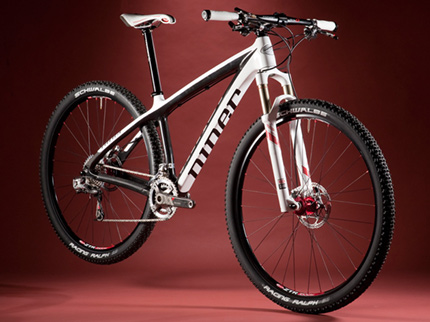 Niner AIR9 Carbon monocoque