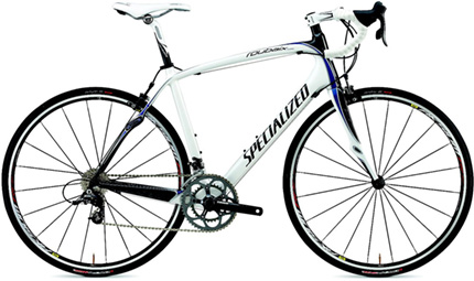 Specialized Roubaix comp C2