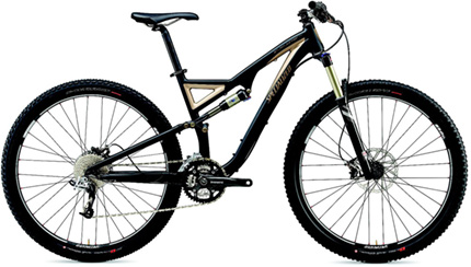Specialized Stumpjumper FSR comp 29´