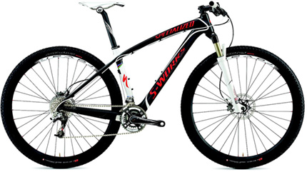 Specialized SW SJ HT carbon 29´