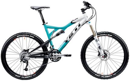 Yeti 575 Carbon+Alloy