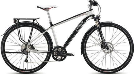Specialized CROSSTRAIL DELUXE PRO DISC