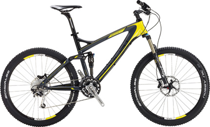 Ghost AMR Lector 7700 yellow