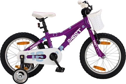 Ghost Powerkid 16 Girl purple