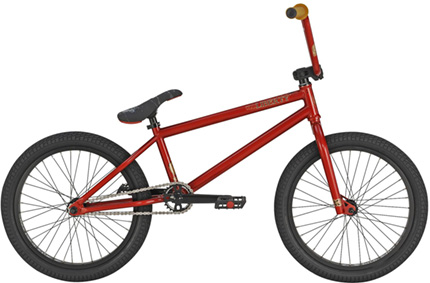 Kink BMX Liberty Brakeless