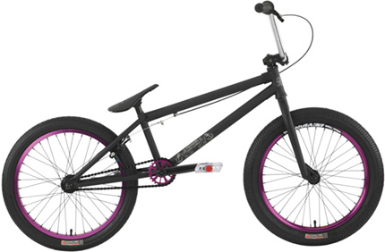 Premium BMX Garrett Reynolds