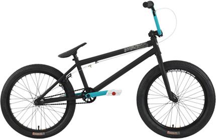 Premium BMX Solo Plus Blk