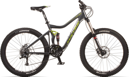 Rock Machine VOLCANO 50