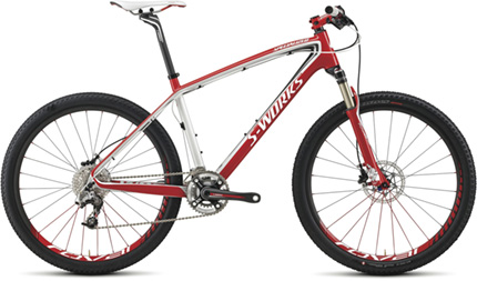 Specialized S-WORKS STUMPJUMPER HT CARBON