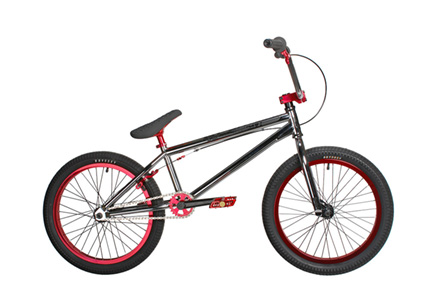 Sunday BMX Aaron Ross Signature