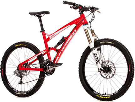 Transition Bikes Covert