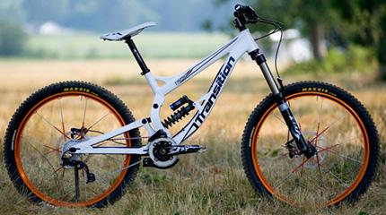 Transition Bikes TR250