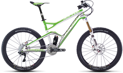 Cannondale Jekyll HiMod Carbon 1