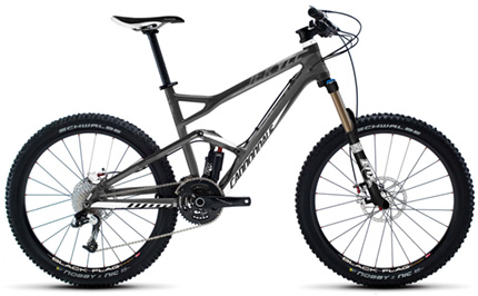 Cannondale Jekyll HiMod Carbon 2