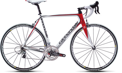 Cannondale Super Six Ultegra Triple