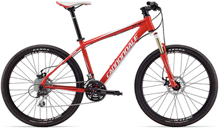 Cannondale Trail SL 4