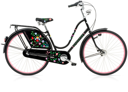 Electra Amsterdam Girard 3i Tree of Life ladies'
