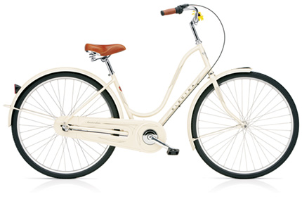Electra Amsterdam Original 3i Cream Ladies'
