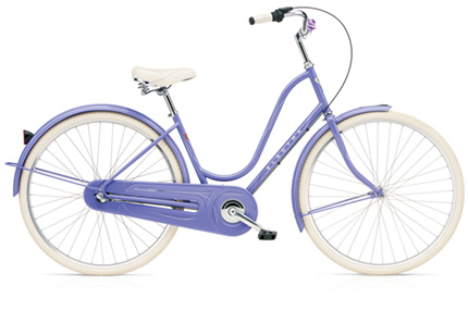 Electra Amsterdam Original 3i pale purple ladies'