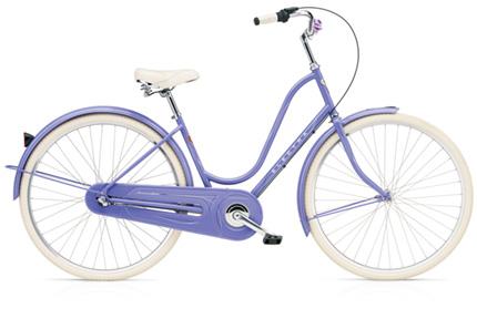 Electra Amsterdam Original 3i pale purple ladies'
