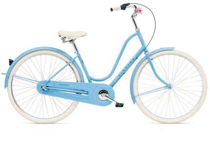 Electra Amsterdam Original 3i powder blue ladies'