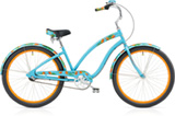 Electra Butterfly 3i blue ladies'