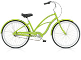 Electra Coaster 3i (Alloy) electric green ladies'