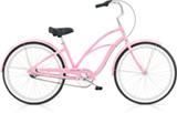 Electra Coaster 3i (Alloy) pink ladies'