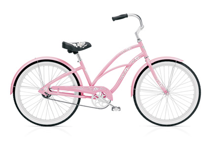 Electra Hawaii 3i pink ladies'