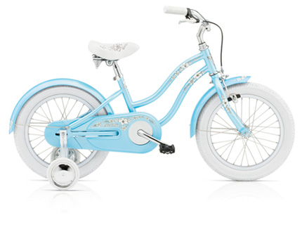 "Electra Hawaii Kids' 1 16"" baby blue girls'"