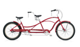 Electra Hellbetty Tandem hot red