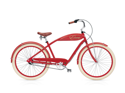 Electra Indy 3i (Alloy) Red men's