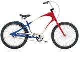Electra Lakester 3i red/white/blue men's