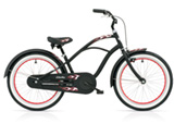 "Electra RatRod Kids' 3i 20"" black boys'"