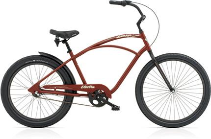 Electra Sparker Special 3i matte primer brown