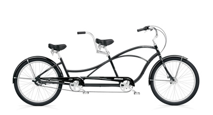 Electra Swing Tandem 3i (Alloy) black