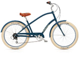 Electra Townie Balloon 8D navy men's