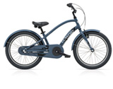 "Electra Townie Kids' 3i 20"" grey stencil boys"