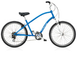 Electra Townie Original 21D baby blue ladies'