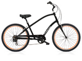 Electra Townie Original 7D black men's