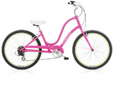 Electra Townie Original 7D fuchsia ladies'