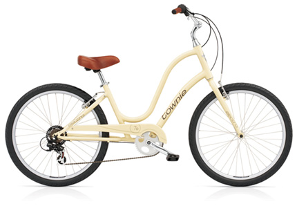 Electra Townie Original 7D vanilla ladies'