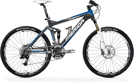 Merida One-Twenty carbon 4000-D