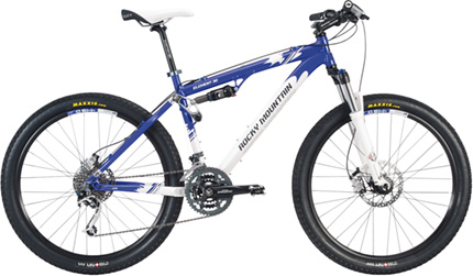 Rocky Mountain Element 30 alloy